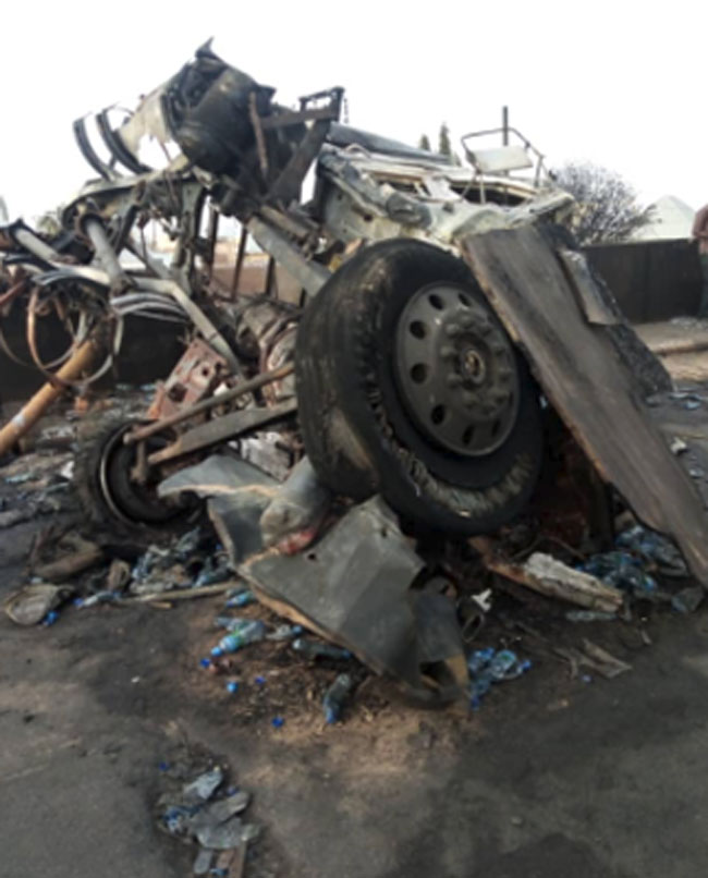 11 Killed, Several Injured As Tanker Explodes In Gombe - Channels Television 7
