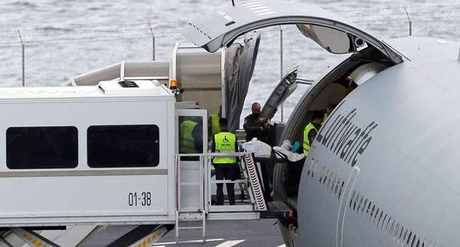 Germans Injured In Madeira Bus Crash Flown Home