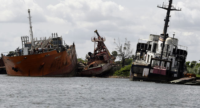 Ghost Ships Of Lagos, A Haven Of Crime