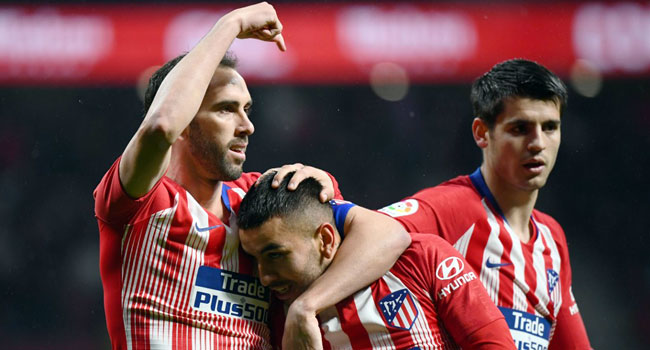 Atletico Win Five-Goal Thriller With Valencia To Delay Barca Celebrations