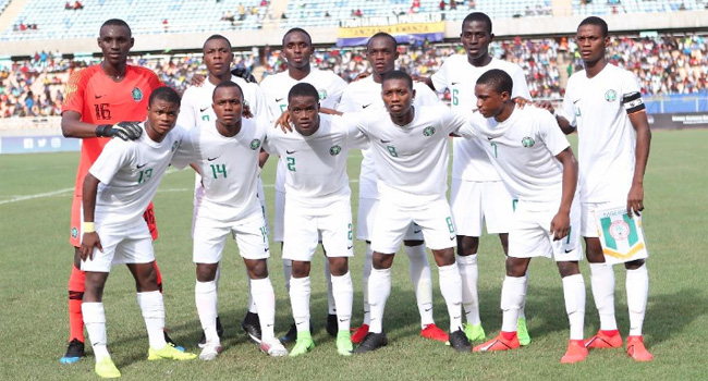 Eaglets Seal World Cup Ticket After 1-1 Draw With Uganda