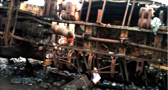 Death Toll In Gombe Petrol Tanker Explosion Rises To 16