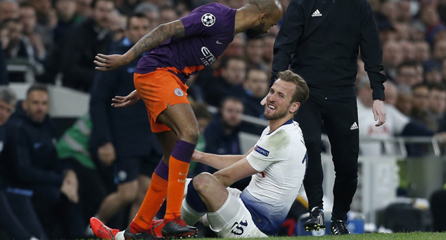 Kane Vows To Come Back 'Stronger' After Latest Ankle Injury