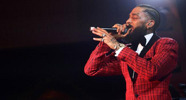 Grammy-Nominated US Rapper, Nipsey Hussle Shot Dead