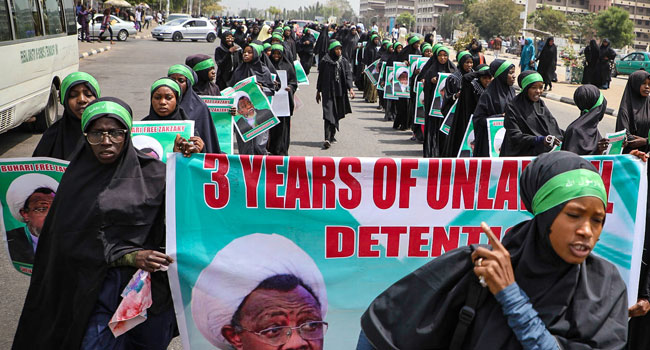 Group Asks Court To Stop IMN's Planned Book Launch On Alleged Massacre Of Members In Zaria
