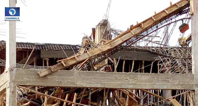 Eight Escape Death In Another Ibadan Building Collapse