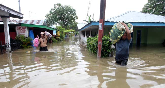 29 Killed, Several Missing In Indonesia Floods
