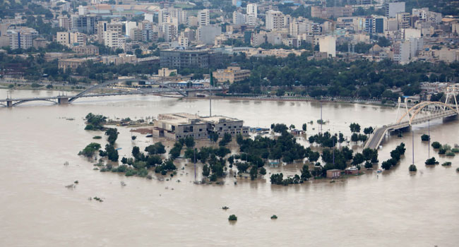 Iran Orders Evacuation Of Over 60,000 People From Flood-Hit Oil City