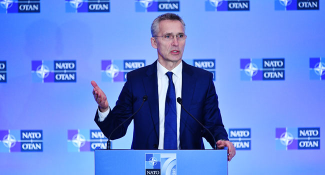 NATO 'Deeply Concerned' By Libya Violence