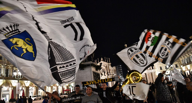 Double Celebration As Juventus Win Both Women's And Men's Serie A Titles