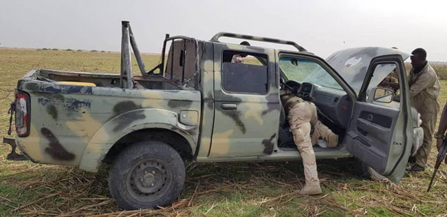 Army Kills 27 Boko Haram Fighters, Recovers Arms - Channels Television 2