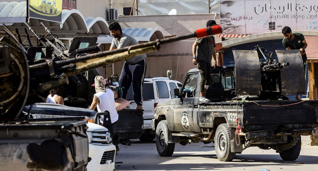 Libya Fighting: 56 Killed, 266 Injured In One Week – WHO