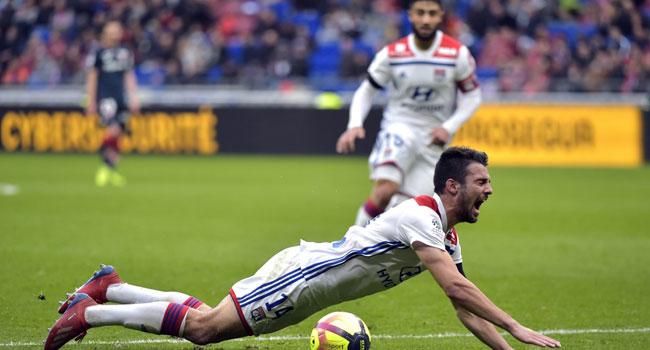 Relegation-Threatened Dijon Upset Lyon