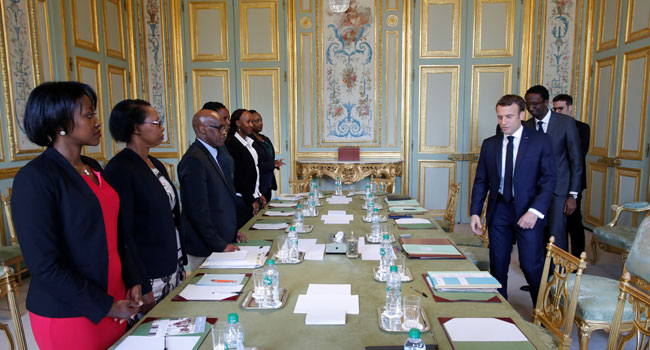 France To Probe Role In Rwanda Genocide