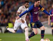 Barcelona Thrash Manchester United, Reach Champions League Semis