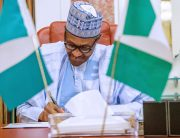 Buhari Signs N30,000 Minimum Wage Bill Into Law