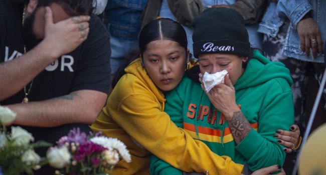 Nipsey Hussle Death Underscores Deep-Rooted Violence Of US Streets