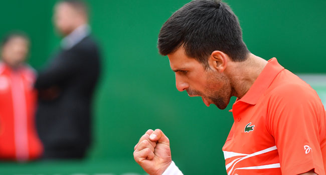 Djokovic Consolidates Lead As World Number One