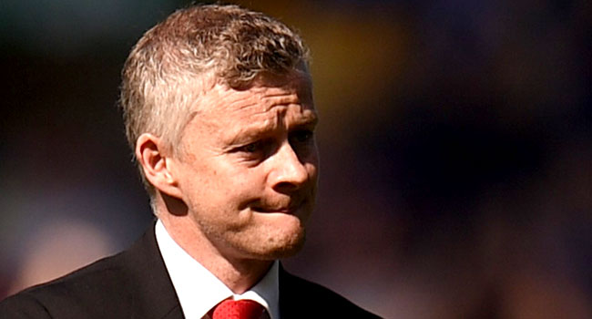 Solskjaer Pleads For Patience After Man United's Loss To Burnley