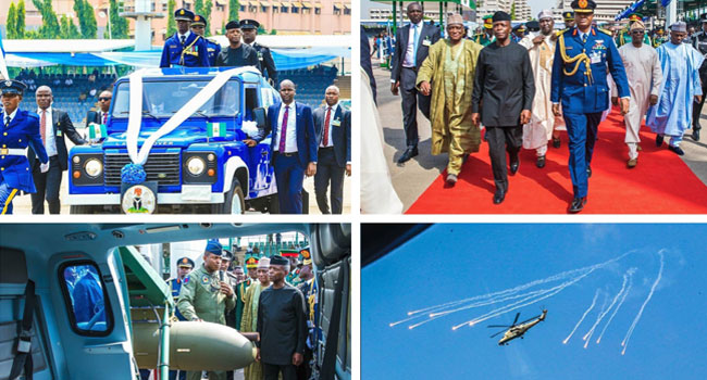 Nigerians Expect Exceptional Service From The Military – Osinbajo