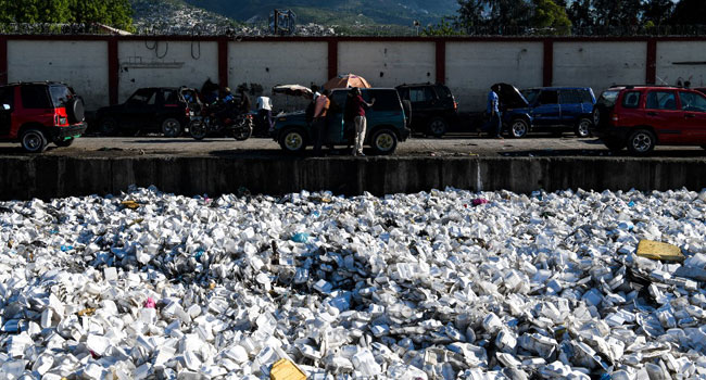 China's Plastic Waste Ban Throws Global Recycling Into Chaos