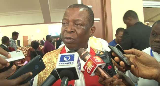 Killings: Time Has Come For The Church To Defend Itself – Rev Nicholas Okoh