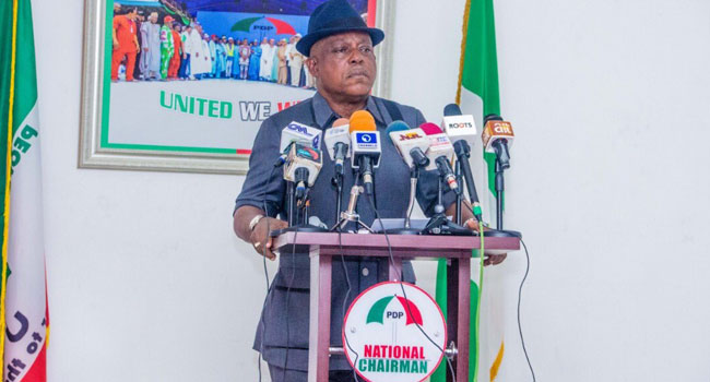 National Security: Nigerians Have Never Lived In Such A Great Fear – Secondus