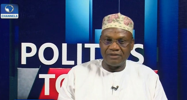 Onnoghen Ought To Have Resigned Earlier, Says Professor Tahir