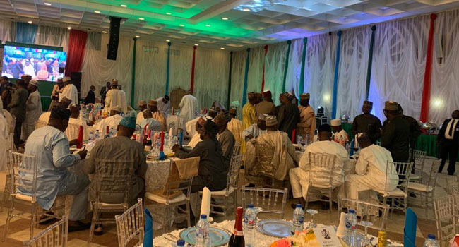 APC Adopts Femi Gbajabiamila As Candidate For Speaker - Channels Television 2