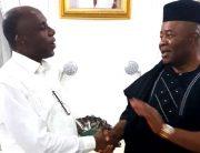 Amaechi, Akpabio Settle 'Political Differences'