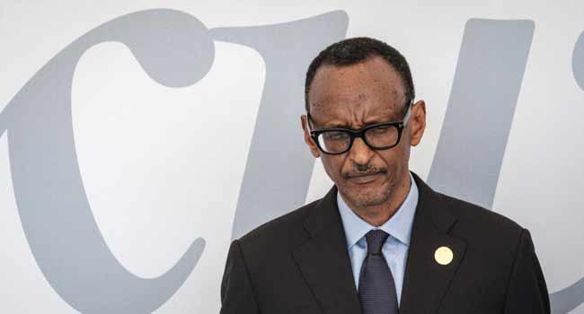 Rwanda's Kagame Slams Arsenal After Loss To Brentford