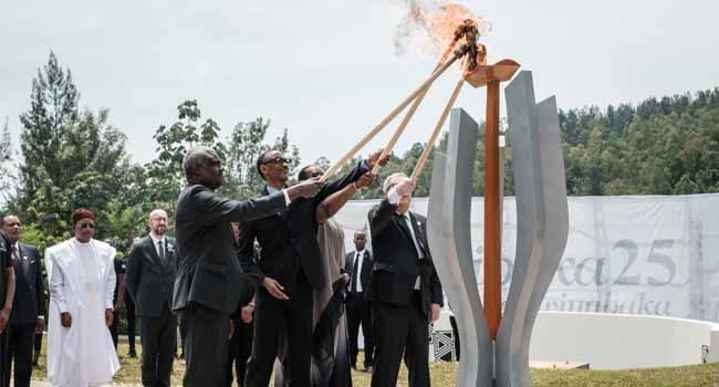 Rwanda Marks 25 Years Since Genocide
