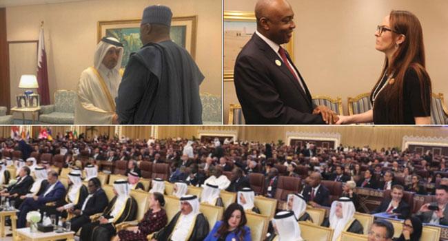 Lift Visa Ban On Nigerians, Saraki Urges Qatar