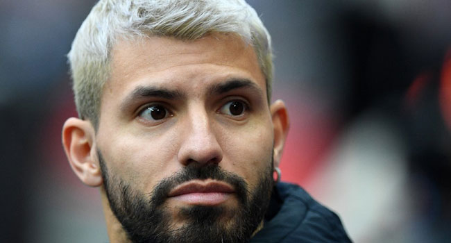 Aguero Back For City's Tottenham Champions League Showdown