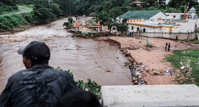 Floods Kill 51, Displace 1,000 People In South Africa