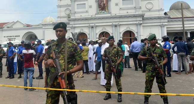 Easter Tragedy In Sri Lanka As Blasts Kill 156