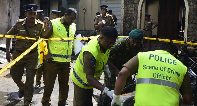 Sri Lanka Imposes Curfew After Deadly Attacks