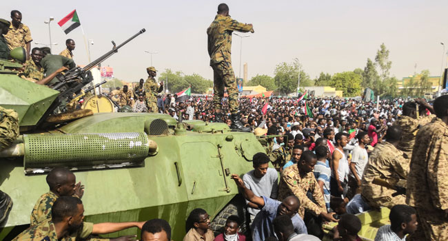 Angry Sudanese Protesters Defy Curfew After Military Coup