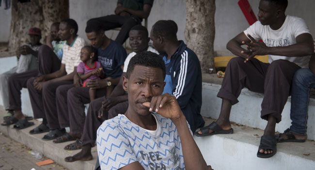 Migrants In Libya Physically Attacked By Fighters, Says MSF