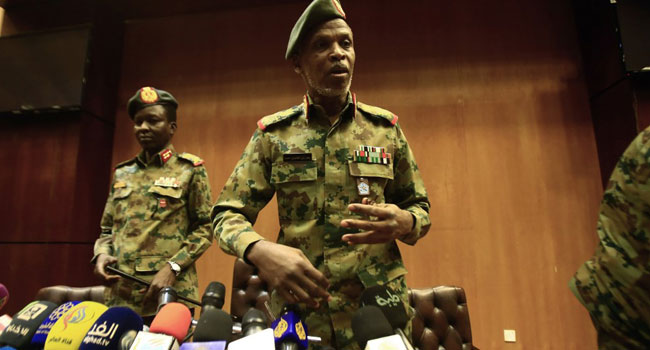 Sudan Military Council Appeals For Aid To Tackle Economic Crisis