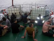 Greek Citizens, American Among Nine Suspected Pirates Arrested In Nigeria
