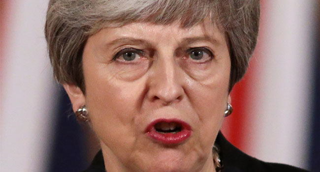 May Faces Defeat In Final Brexit Gamble
