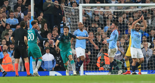 Pochettino Delivers Three Things We Learned From Man City Vs Tottenham Channels Television
