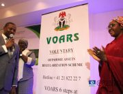 AGF, Finance Minister, Others Attend Unveiling Of VOARS
