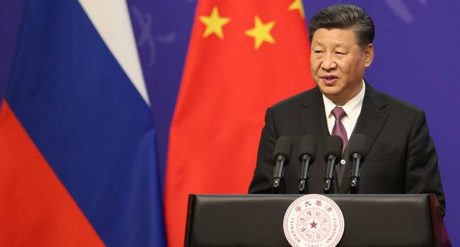 Chinese President Xi Demands 'Fair And Friendly' Treatment Of Citizens Abroad