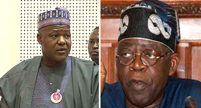 Dogara Slams Tinubu, Lists 8th National Assembly's Achievements