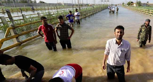 76 Killed In Iran Floods