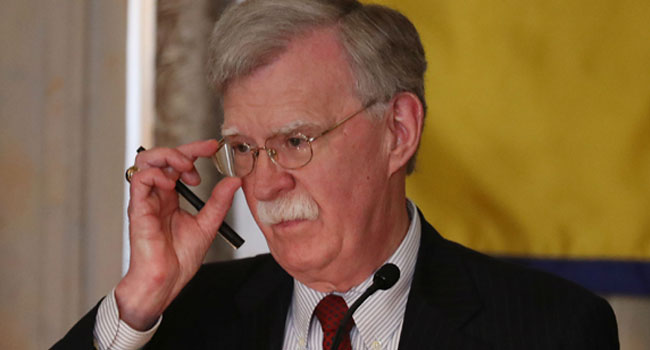 Bolton Ouster 'Clear Sign Of Defeat' Of US Sanctions  – Iran