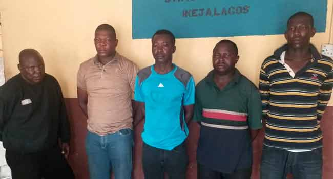 Police Arrest Officers, Declare Inspector Wanted Over Shooting Of Youths In Apapa