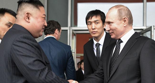 Kim, Putin Vow To Seek Closer Ties